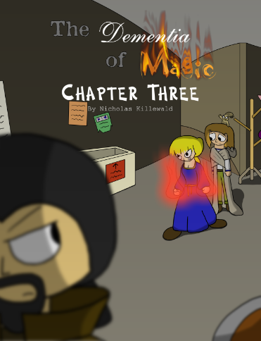 Chapter Three cover